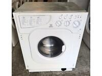 Indesit WD12X Integrator Washer & Dryer (Fully Working & 4 Month Warranty)