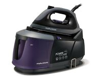 Morphy Richards 332000 Power Steam Elite Steam Generator with Auto Clean & Safety Lock