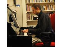 piano lessons for all ages and levels