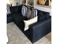 Large corner sofa from Sofa Workshop only 6 months old and in perfect condition