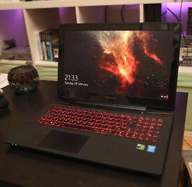 Lenovo Y50-70 - Gaming Laptop