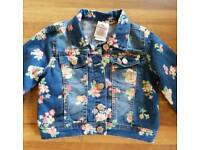 Girls Demin Jacket