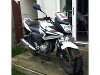 Honda CBF 125 Great learner or commuter bike