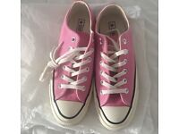 Converse All Star Pink size 5 shoes trainers
