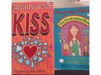 2 jacqueline wilson books
