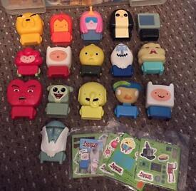 16 x adventure time toys