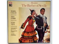 Opera Box Sets - Rossini The Barber of Seville - EMI SMS 853