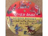 Roald Dahl CD Audiobooks