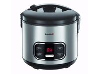 Breville VTP184 Rice cooker (Steamer, Risotto, Pasta Cooker)
