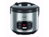 Breville VTP184 Rice cooker (Steamer, Risotto, Pasta Cooker)