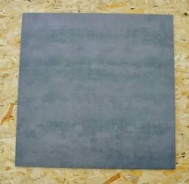 Large grey floor tiles 60x60