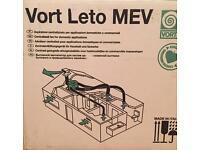 Vote Leto MEV Centralised fan for domestic applications