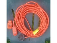 Lawn Mower Extension cable