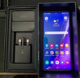 Samsung Note 20 Ultra 5G 512gb