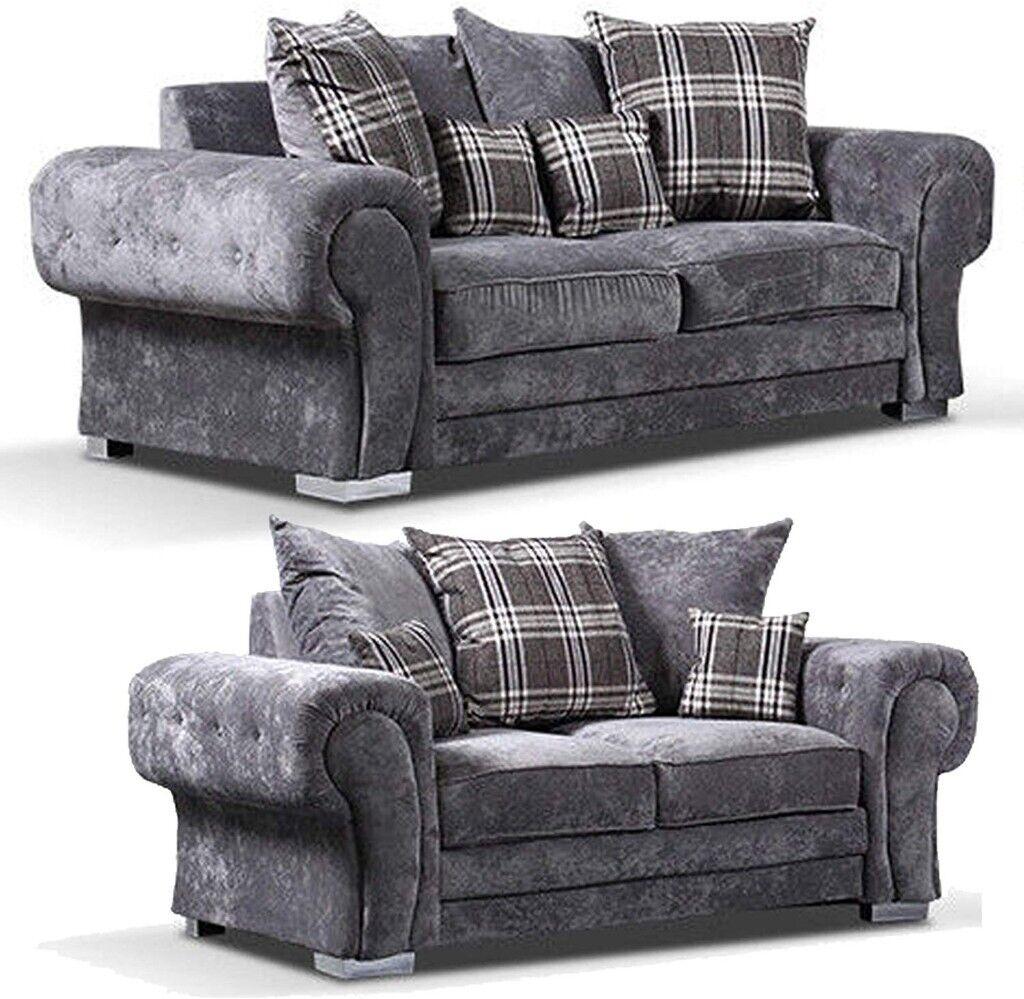 Sensational Brand New 3 2 And Corner Sofa In Paisley Renfrewshire Gumtree Alphanode Cool Chair Designs And Ideas Alphanodeonline