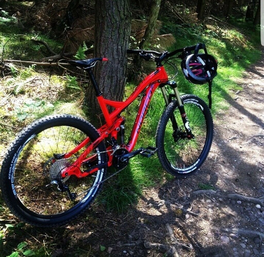 Norco sight full suspension mtb very good condition