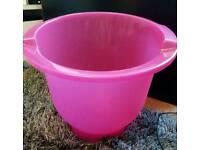 Shantala baby bath