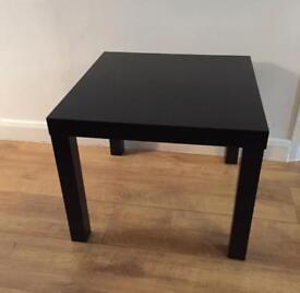 Ikea Lack Black Coffee Table