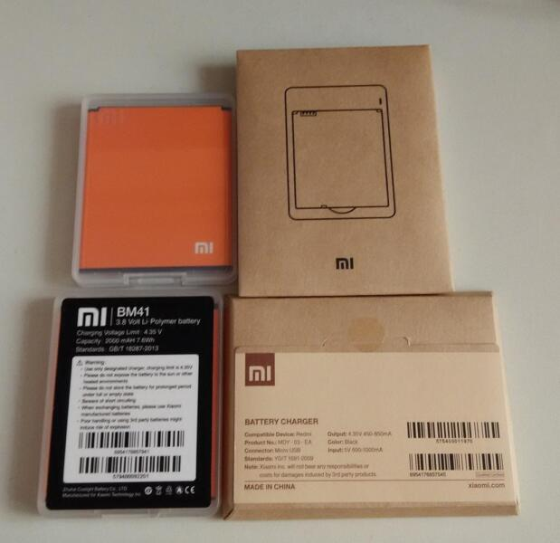 Accessories for XiaoMi Redmi 1s / Redmi 2