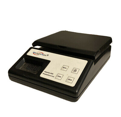 Usps Style 25 Lb Digital Shipping Mailing Postal Scale - Weightmax W-2812