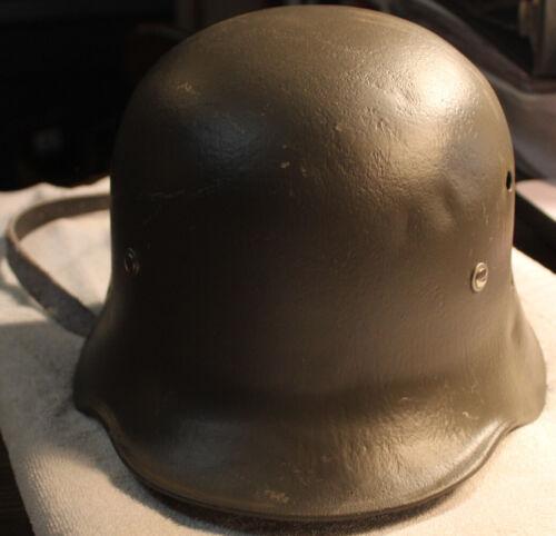 German M16 Helmet reissued by the Finnish Army