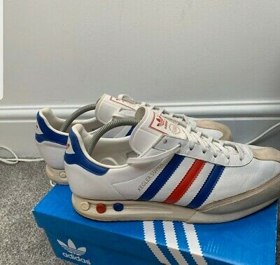 adidas Kegler super deadstock rare uk10.5 Stockholm Rouge MRN Malmo trimm Star