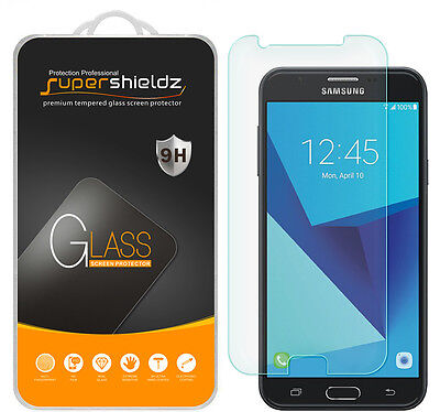Supershieldz Tempered Telescope Screen Protector Saver For Samsung Galaxy J7 Perx