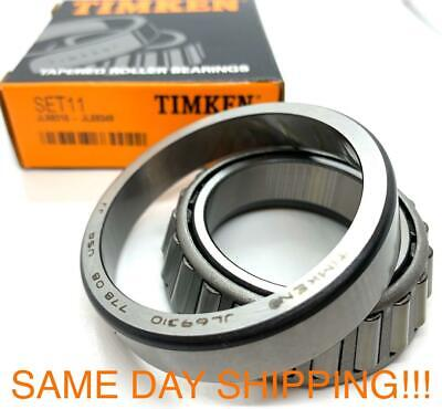 Timken Set 11set11 Jl69349 And Jl69310 Cupcone Bearing 9036838001