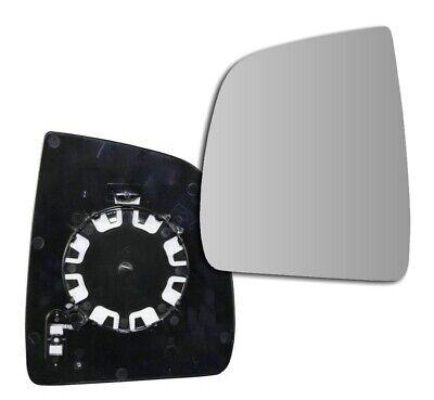 Spiegelglas Glas Außenspiegel heizbar links paßt für Fiat Doblo 263 10