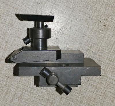 Emco Unimat 3 Lathe Watchmakers Flip Over Hand Tool Rest Pn 150260 0810