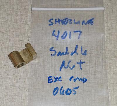 Sherline Lathe Mill Saddle Nut Pn 4017 0605