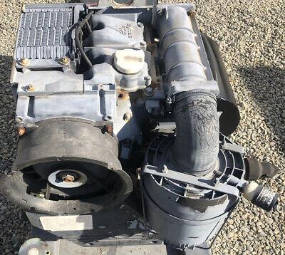 Deutz F2l1011 F2l-1011complete Diesel Engine 2 Cylinder Air Cooled