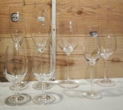 Weingläser Sektgläser Biergläser und vieles mehr von Eisch u.A. 19 Stk Konvolut