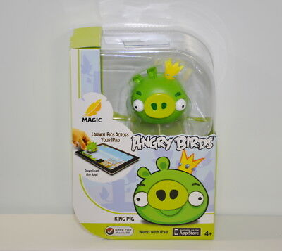 Angry Birds King Pig Magic Apptivity App game With Figure New