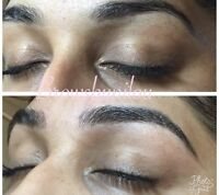 MICROBLADING SPECIAL $200 AUGUST ONLY