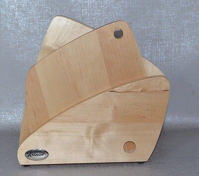 Блоки для хранения Anolon Advanced Wood
