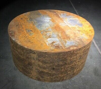 9 12 Diameter 4140 Steel Round Bar Stock - 9.5 X 4.0625 Length