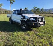 2012 Toyota Hilux SR Dual Cab Bluewater Townsville Surrounds Preview