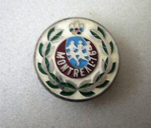 1976 MONTREAL Olympics GAMES Pin Badge - Italia - 1976 MONTREAL Olympics GAMES Pin Badge - Italia