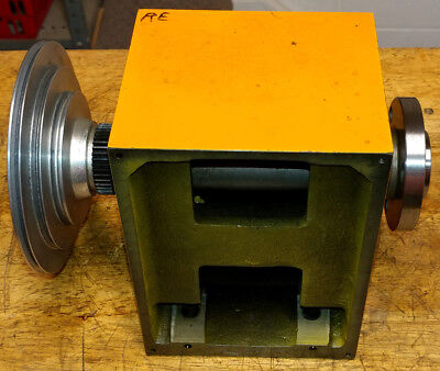 Emco Compact 8 Lathe Imperial Headstock Mt3 Spindle Taper 0810