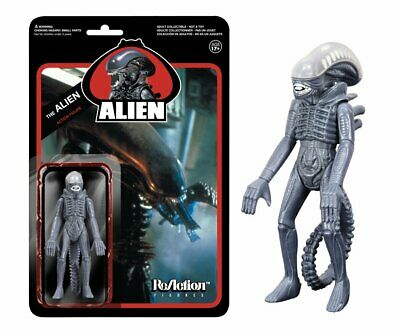 Funko ReAction (3.75 Inch) Alien The Alien - Sealed RARE New In Package
