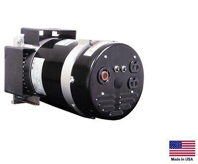 Belt Driven Generator Bi-directional - 4800 Watts - 120240 Volt - Brushless
