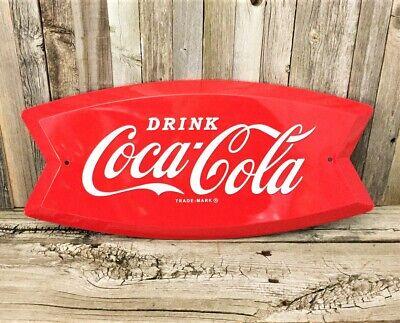 """/""""Un-Used/"""" Paper Menu Sheet Coca-Cola 1960/'s Scarce // Vintage"""