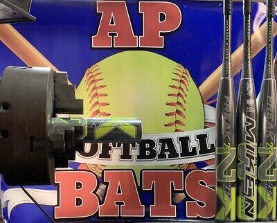 """2018 ROLLED Dudley Lightning Legend Lift Senior Softball Bat 12"""" Barrel Homerun"""