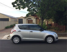Suzuki Swift low km Automatic  10/2011  Comes with 6 month REGO Brooklyn Park West Torrens Area Preview