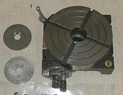 Emco Maximat Super 11 Lathe Fb-2 Mill Rotary Table 1 Pn 745000 Indexing 0605