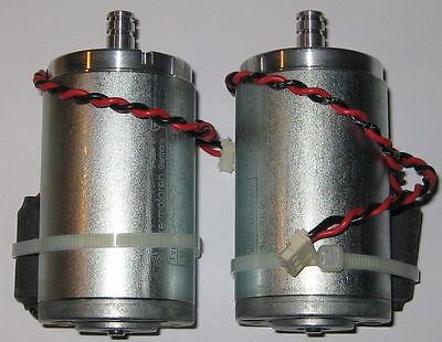 2 X Dunkermotoren Permanent Magnet 24 V Dc Motor - Gr42x25 - 388 G-cm - 3600 Rpm