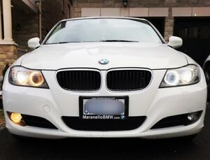 BMW LED BULBS H11/H8 - ANGEL EYES/FOGS X5 X6 328 335 E90 CODING