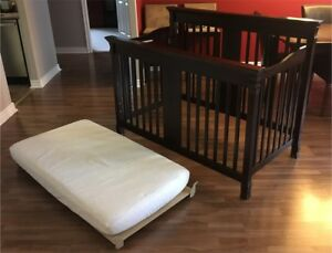 Crib or Double Bed
