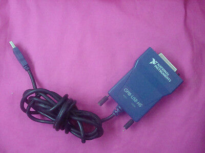 1pcused National Instrumens Ni Gpib-usb-hs Interface Adapter Controller Ieee 488